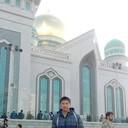 В мечете