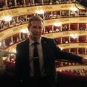 Милан, опера Ла Скала,апр.2016г