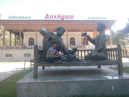 Фото мужчины Джамшед, Новосибирск, Россия, 34