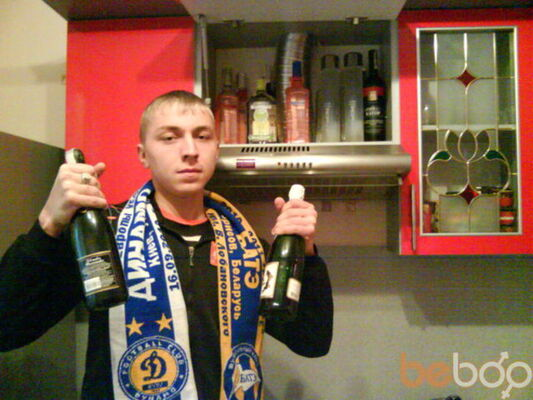 Фото мужчины Белый, Борисов, Беларусь, 25