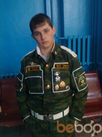 Фото мужчины сапер, Москва, Россия, 26