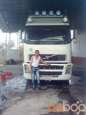 Фото мужчины dalnoboyshik, Зарафшан, Узбекистан, 37