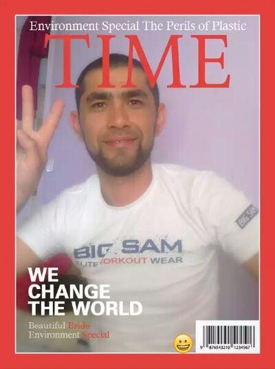 Фото мужчины Фархад, Москва, Россия, 33