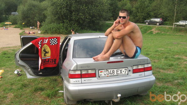 Фото мужчины Пупсик, Минск, Беларусь, 27