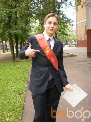 Фото мужчины big gik, Москва, Россия, 24