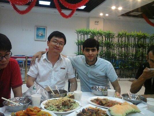 Фото мужчины Mukhammad, Урумчи, Китай, 27