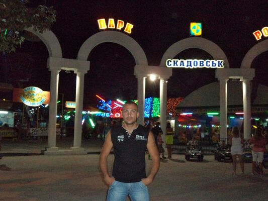 Фото мужчины рома, Одесса, Украина, 24
