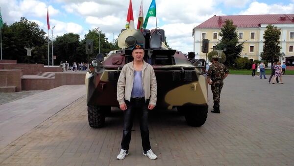 Фото мужчины Андрей, Могилёв, Беларусь, 35
