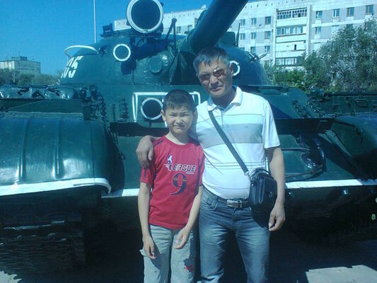 Фото мужчины ТАЛГАТ, Костанай, Казахстан, 50