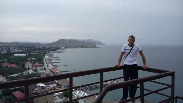 Фото мужчины Александр, Джанкой, Россия, 23