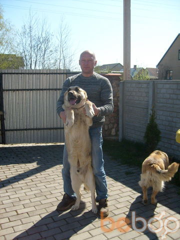 Фото мужчины sergei45331, Брест, Беларусь, 55