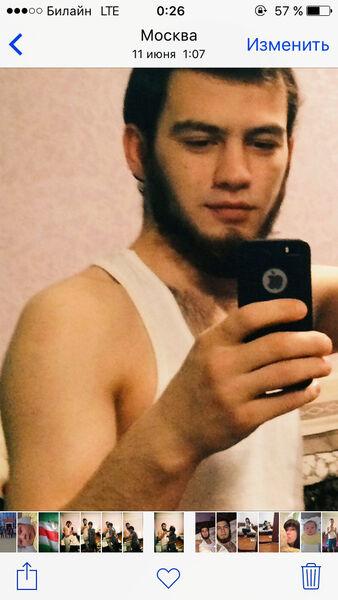 Фото мужчины Тамирлан, Москва, Россия, 27