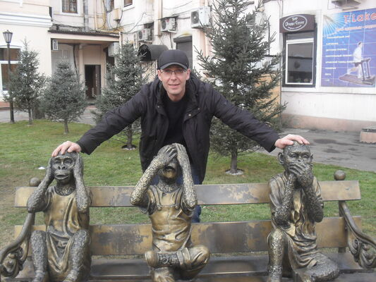 Фото мужчины константин, Усолье-Сибирское, Россия, 40
