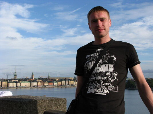 Фото мужчины Роман, Санкт-Петербург, Россия, 34