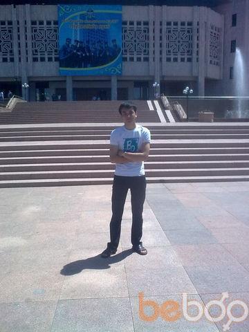 Фото мужчины Buka, Актобе, Казахстан, 25